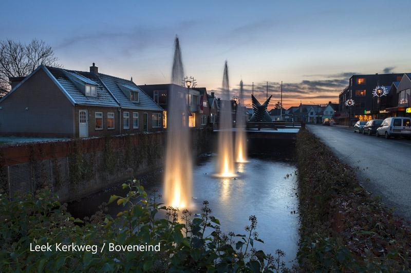 Leek Boveneind-Kerkweg