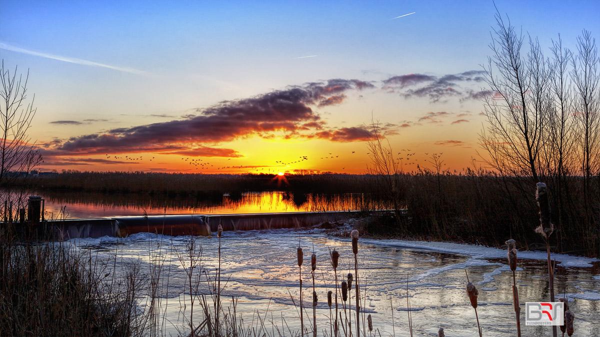 zonsopkomst-Peize