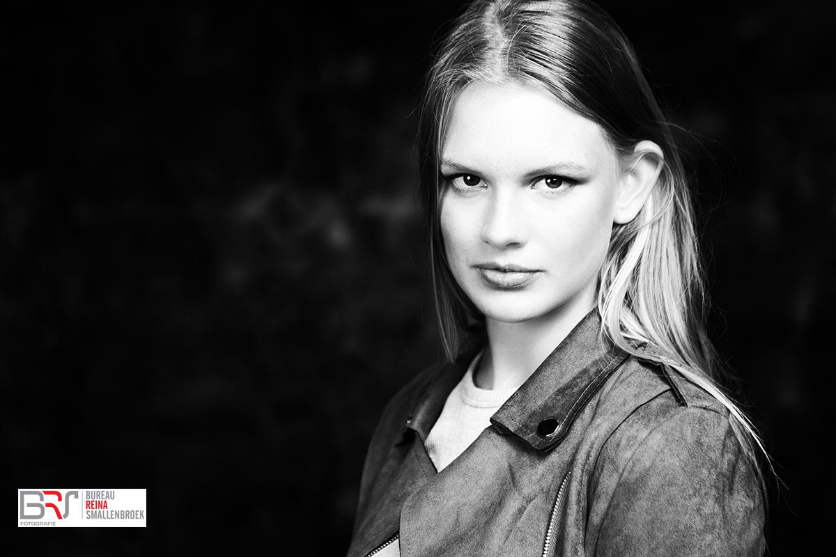 Portret Marloes van der Wal