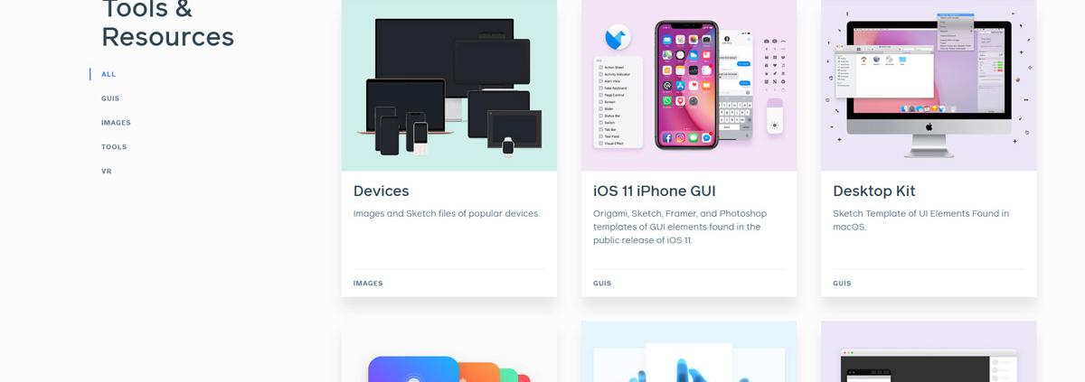 Website Facebook Design Gereedschap