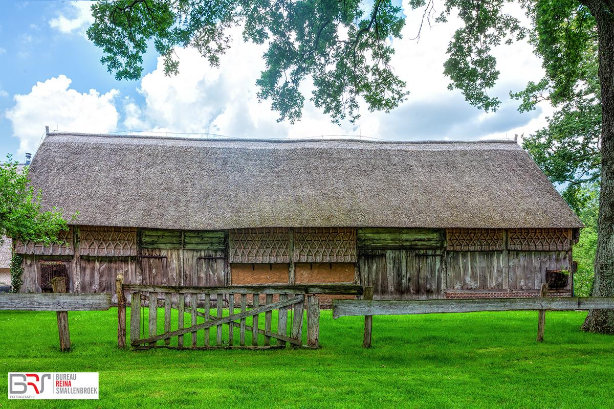 Agrarische schuur Oud Aalden